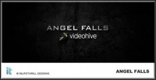 Angel Falls «Падший ангел» — After Effects Project