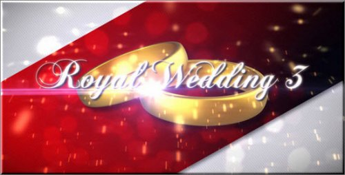 Videohive After Effects Project - Royal Wedding 3
