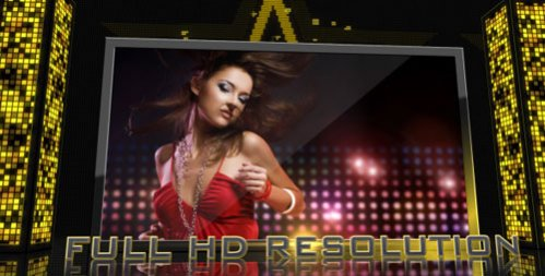 Night Club Party - Project for After Effects (Videohive)