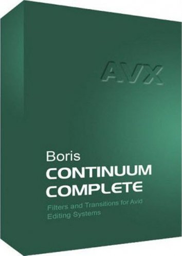 Boris Continuum Complete for Adobe AE & PrPro CS5-CS6 v 8.2