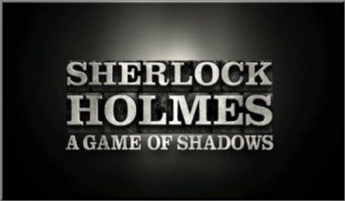 After Effect Project - Sherlock Holmes
