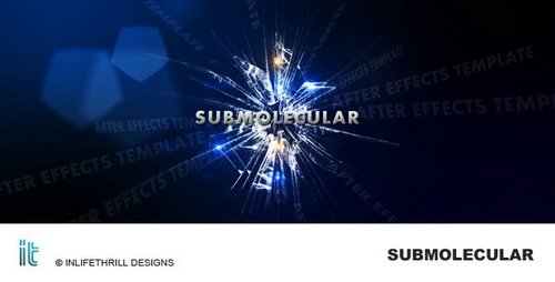 Submolecular - After Effects Project (Videohive)