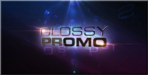 Glossy Promo - Project for After Effects (Videohive)