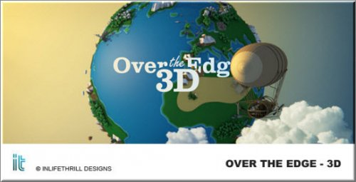 Videohive - Over The Edge - 3D