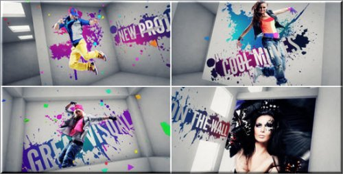 Videohive - On The Wall