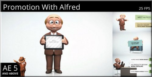 Videohive - Promotion With Alfred