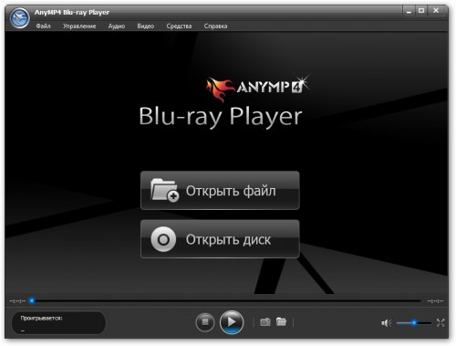 AnyMP4 Blu-ray Player 6.0.18 ML/RUS
