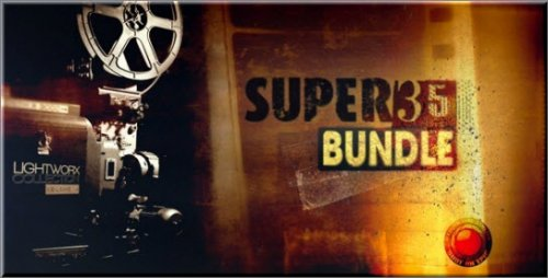 Project for After Effects VideoHive - Super 35 Bundle