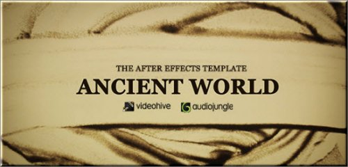 After Project  Videohive - Ancient World