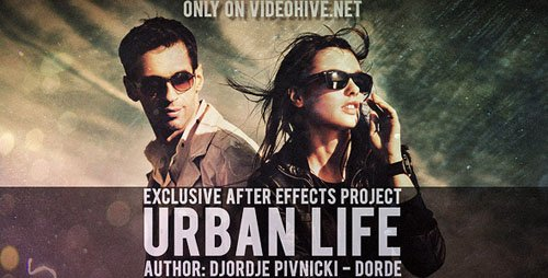 Urban Life - Project for After Effects (Videohive)