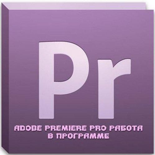 Adobe Premiere Pro работа в программе (2013)