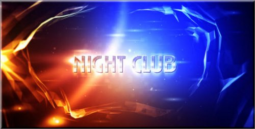 After Effects Project - Night Club