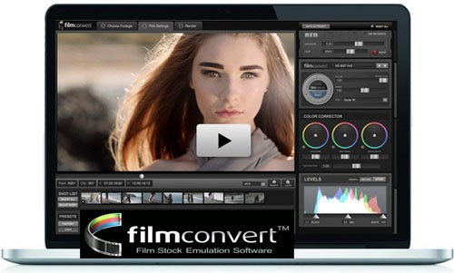 FilmConvert Pro v1.34 Plugin for After Effects and Premiere Pro (Win64)