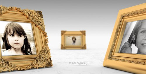 Royal Frames Photo Gallery - Project for After Effects (Videohive)