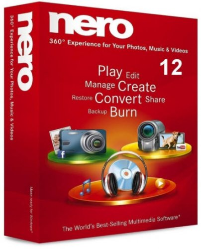 Nero Burning ROM 12.5.01300 (2013/MULTI/RUS)