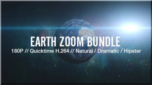 Videohive Earth Zoom Bundle