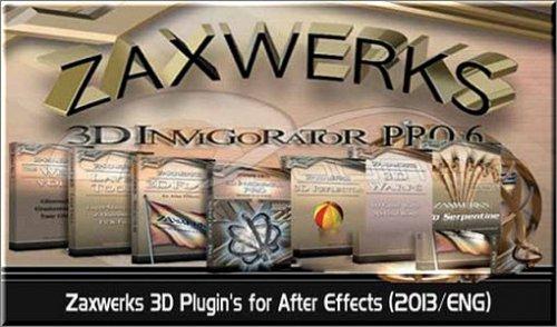 Zaxwerks 3D плагина для After Effects (2013-ENG)