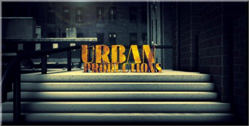 Videohive - Shattered: An Urban Movie Intro
