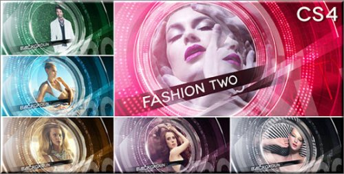 After Effects Project Videohive -  Fashion Two