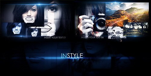 In Style - Project for After Effects (Videohive)