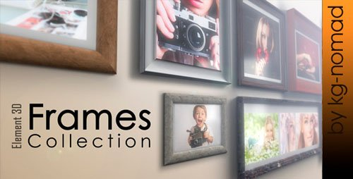 Frames Collection - Project for After Effects (Videohive)