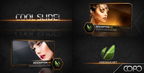 Cool Slide Show - Project for After Effects (Videohive)