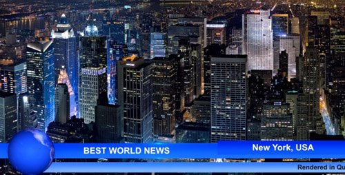 Best World News - Project for After Effects (Videohive)