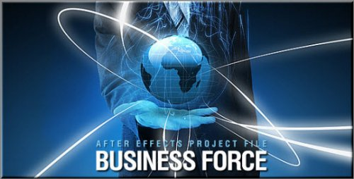 After Effects Project Videohive -Business Force