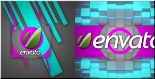 Videohive Cube Experiment Logo Animation - After Effects Project