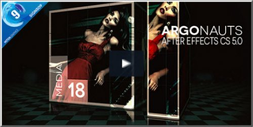 After Effects Project Videohive - Argonauts