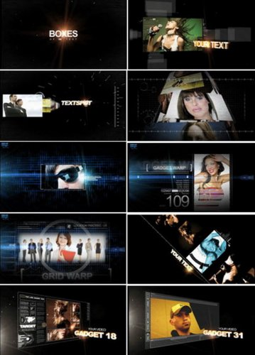 Top Secret - After Effects Templates