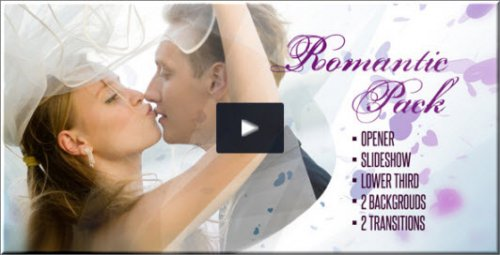 After Effects Project Videohive - Romantic Pack