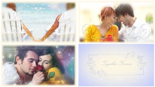 Crystal Love - Project for After Effects (Videohive)