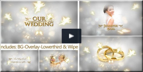Videohive  Our Wedding - The Complete Pack