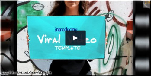 After Effects Project - Viral Video Template