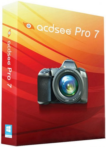 ACDSee Pro 7.0 Build 137 Final (x86/RUS/2013)