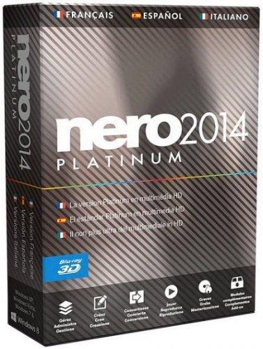 Nero 2014 Platinum 15.0.02500 Final + ContentPack (2013/MUL/RUS)