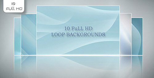 VideoHive Pro BackGrounds Pack - 10 (Motion Graphics)