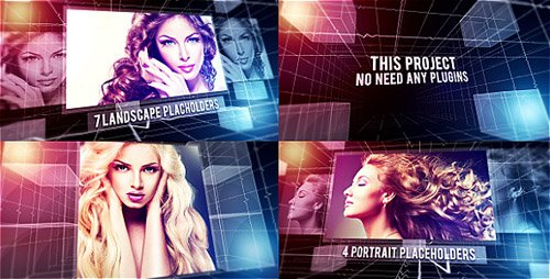Beats Rhythm Lines - Project for After Effects (Videohive)