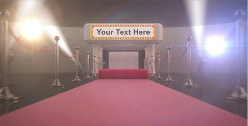 Cinema Intro - Project for After Effects (Videohive)