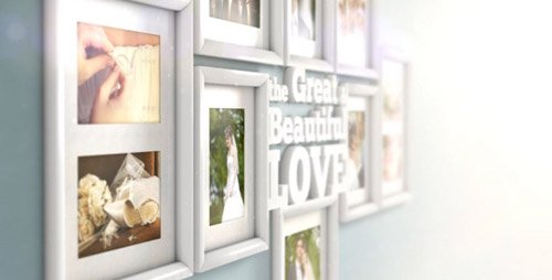 After Effects Project Videohive - Great Love Gallery