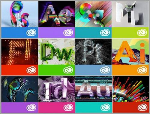 Adobe CC Collection Creative Cloud 7 (2013/ENG/RUS)