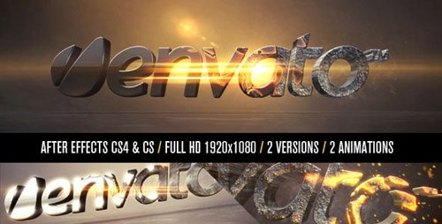Heat Up Logo Reveal - Project for After Effects (Videohive)