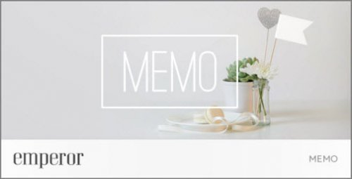 After Effects Project Videohive - Memo