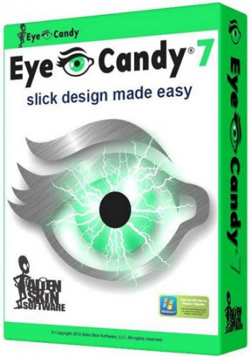 Alien Skin Eye Candy 7.1.0.1191 Revision 24185 (2013/ENG)