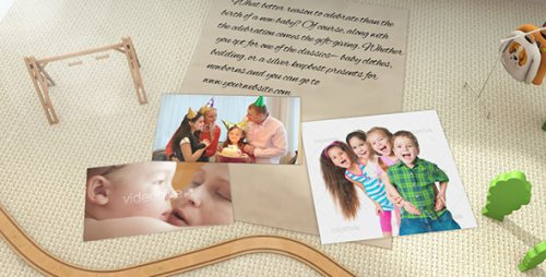 Happy Childrens Day- Project for After Effects (Videohive)