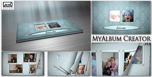 My Album Creator - Project for After Effects (Videohive)
