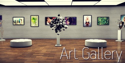 Art Gallery - Project for After Effects (Videohive)