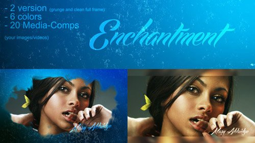 Enchantment - Project for After Effects (Videohive)