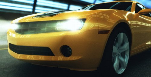 Cinematic Car Transformer - Project for After Effects (Videohive)